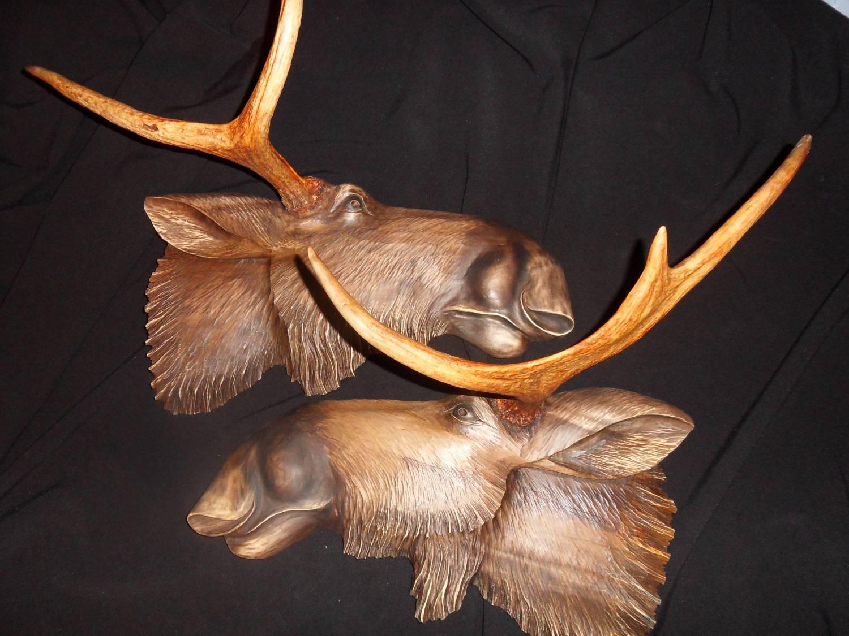 Изделия из рога оленя своими руками